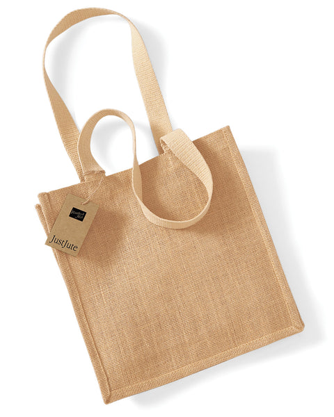 W406 Westford Mill Jute Compact Tote
