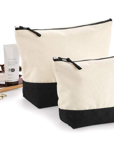 Westford Mill Dipped Base Canvas Accessory Bag