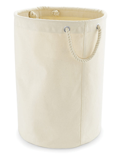 W580 Westford Mill Heavy Canvas Storage Trug