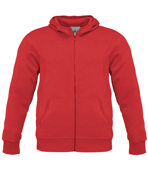 WM645 B&C Monster Men Hooded Zip