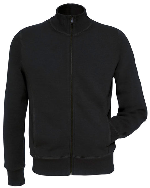 WM646 B&C Men's Spider Sweat Jacket