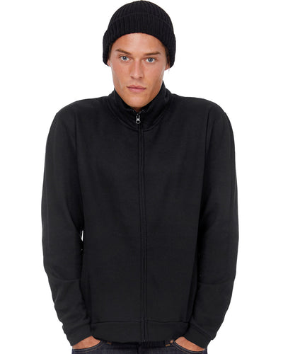 WUI26 B&C Unisex ID.206 50/50 Full Zip Sweat Jacket