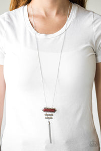 Rio Rendezvous - Brown Necklace - Lauren's Bling $5.00 Paparazzi Jewelry Boutique