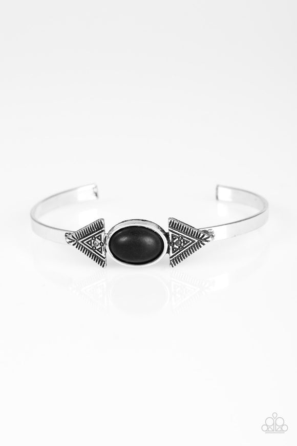 Apache Trail - Black - Bracelet