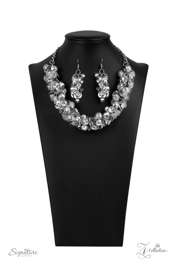 Paparazzi THE HAYDEE - Necklace & Earrings - Zi Signature Collection 2020 - Lauren's Bling $5.00 Paparazzi Jewelry Boutique