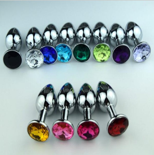 Violent space Metal Anal plug Sex Toys For Woman & Men Stainless Steel Booty Beads erotic toys butt plug sexy toys,Sex Products