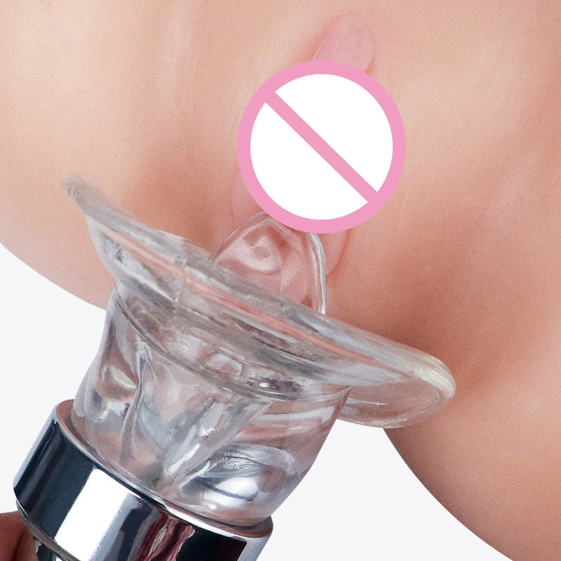 Luoge 10 Speed Tongue Licking Vibrator
