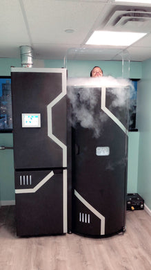 Muscle Recovery Whole Body Cryotherapy