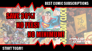 Comic Book Subscription Service
