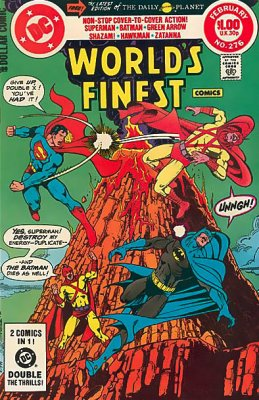 Worlds Finest Comics (1941) #276