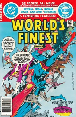 Worlds Finest Comics (1941) #267