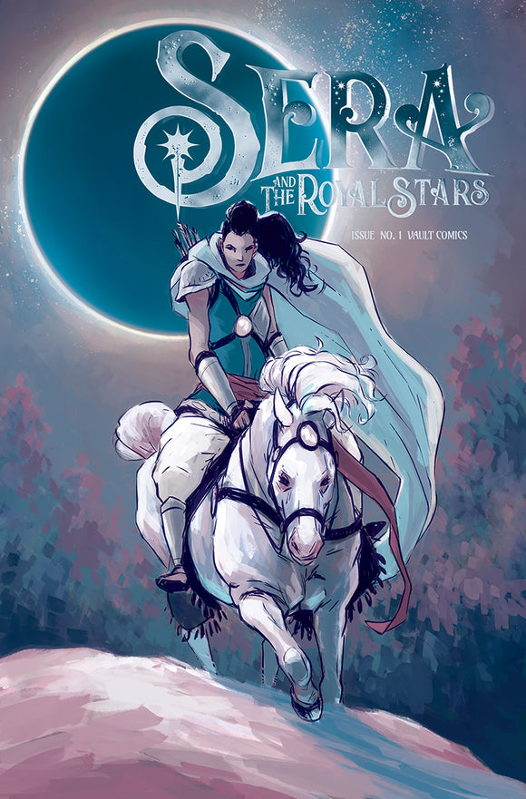 Sera & Royal Stars (2019) #1 (IMPULSE CREATIONS EXCLUSIVE COVER BY NATASHA ALTERICI)