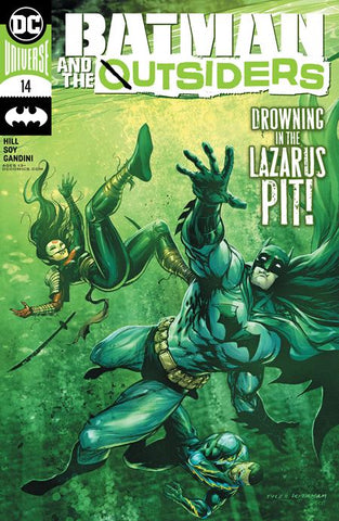 Batman and the Outsiders (2019) #14