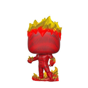 Pop Marvel 80th First Appearance Human Torch Vinyl Figure