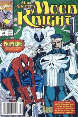 Marc Spector: Moon Knight (1989) #19