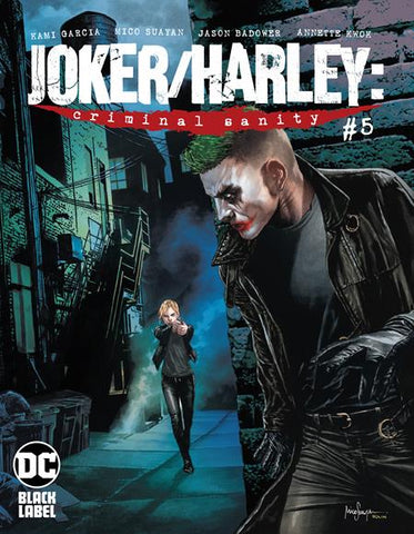 JOKER HARLEY CRIMINAL SANITY (2019) #5 (OF 9) CVR B MICO SUAYAN VAR (MR)