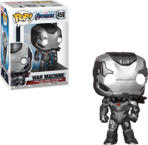 Pop Marvel Avengers Endgame War Machine Vinyl Figure