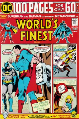 Worlds Finest Comics (1941) #226