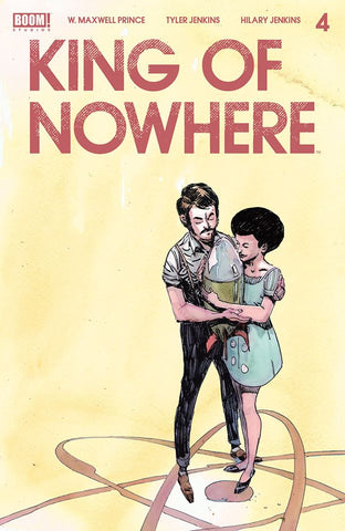 King of Nowhere (2020) #4 CVR A JENKINS