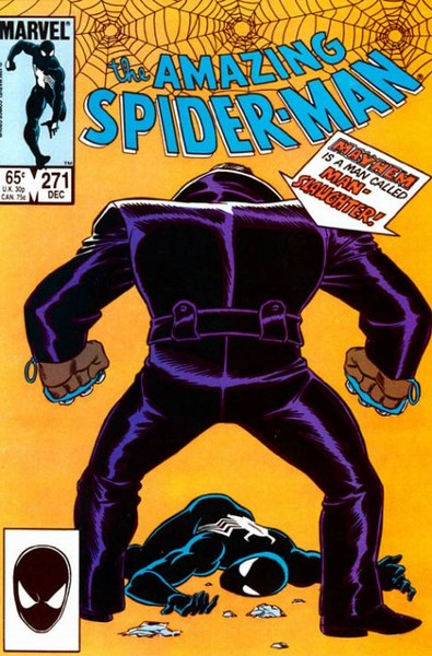 Amazing Spider-man (1963) #271