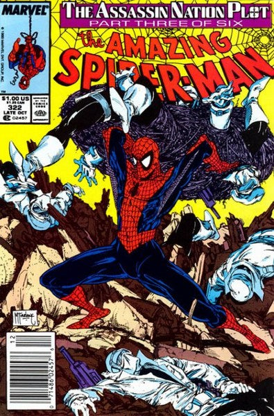 Amazing Spider-Man (1963) #322