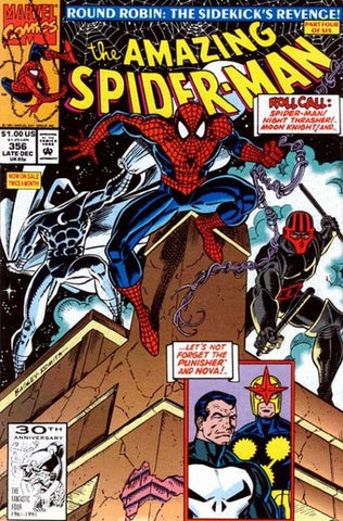 Amazing Spider-Man (1963) #356