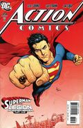 Action Comics (1938) #858 (2nd Print Variant)