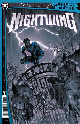 FUTURE STATE NIGHTWING #1 (OF 2) CVR A YASMINE PUTRI