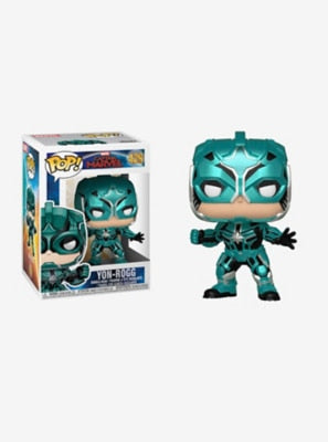 Pop Captain Marvel Yon-Rogg Vinyl Figure