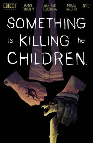 SOMETHING IS KILLING CHILDREN (2019) #10