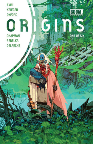 ORIGINS #1 (OF 6) CVR A REBELKA