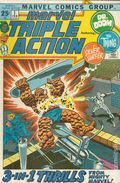 Marvel Triple Action (1972) #1
