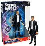 "Doctor Who 12th Doctor In White Shirt 5"" Action Figure"