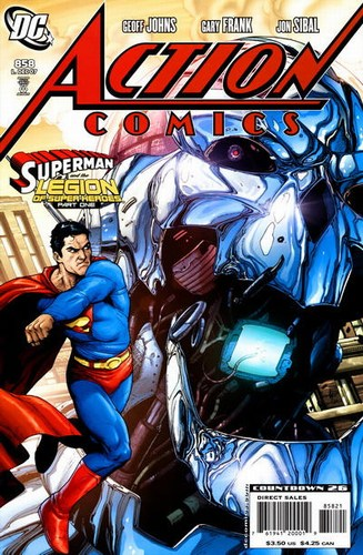 Action Comics (1938) #858 (Variant Edition)