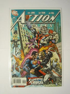 Action Comics (1938) #861 (Mike Grell Variant)