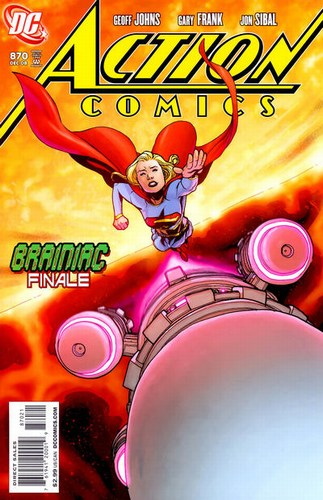 Action Comics (1938) #870 (Variant Edition)