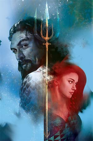 Aquaman (2016) #42 (VAR ED (DROWNED EARTH))