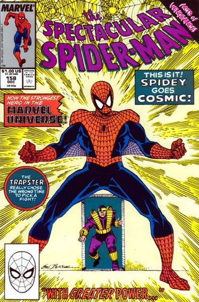 Spectacular Spider-man (1976) #158