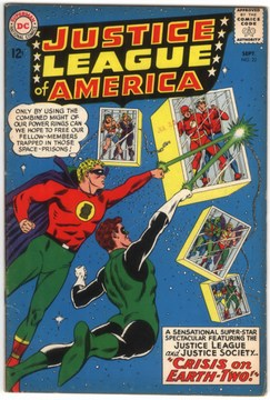 Justice League of America (1960) #22