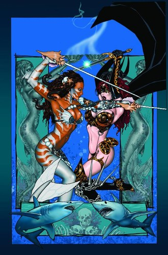 Tarot Witch of the Black Rose (2000) #70