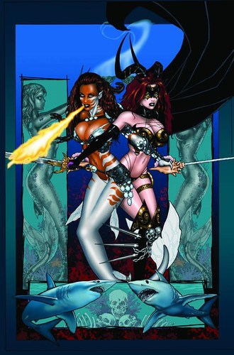 Tarot Witch of the Black Rose (2000) #71