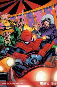 Amazing Spider-Man (1998) #563