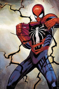 Amazing Spider-Man (1998) #568 (2nd Print JR Jr. Variant)