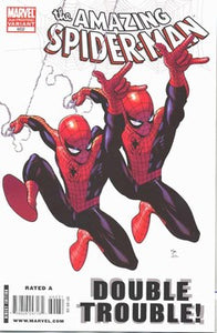 Amazing Spider-Man (1998) #602 (2nd Print Variant)