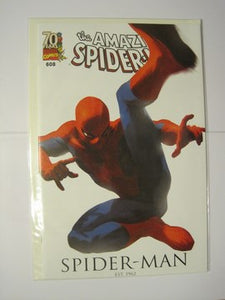 Amazing Spider-Man (1998) #608 (70th Anniversary Djurdjevic Variant)