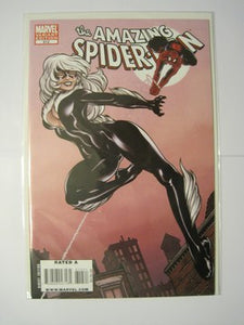 Amazing Spider-Man (1998) #612 (McGuinness Black Cat Variant)