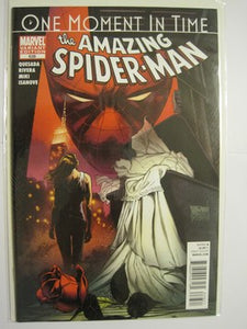 Amazing Spider-Man (1998) #638 (Quesada Variant)
