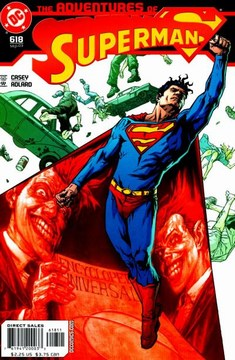 Adventures of Superman (1987) #618
