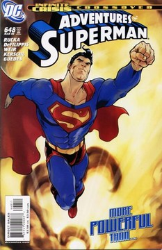 Adventures of Superman (1987) #648