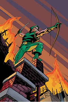 Green Arrow (2001) #68